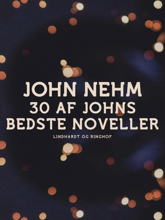 Image of   30 af Johns bedste noveller (Bog)