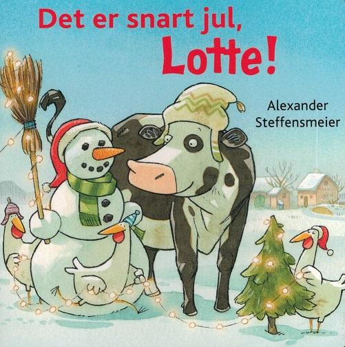 Image of Det er snart jul, Lotte (E-bog)