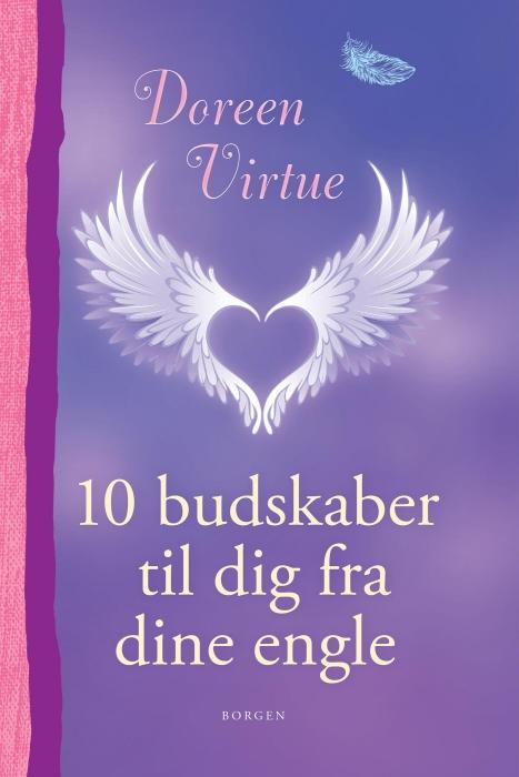 Image of   10 budskaber til dig fra dine engle (E-bog)
