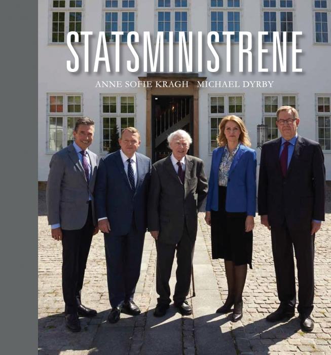 Image of Statsministrene (E-bog)