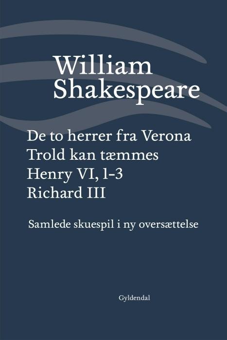 Samlede skuespil / bd. 1 (E-bog)