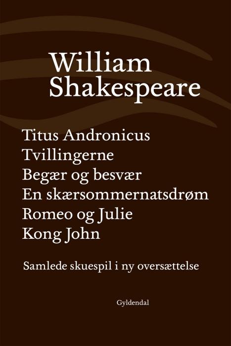 Image of   Samlede skuespil / bd. 2 (E-bog)