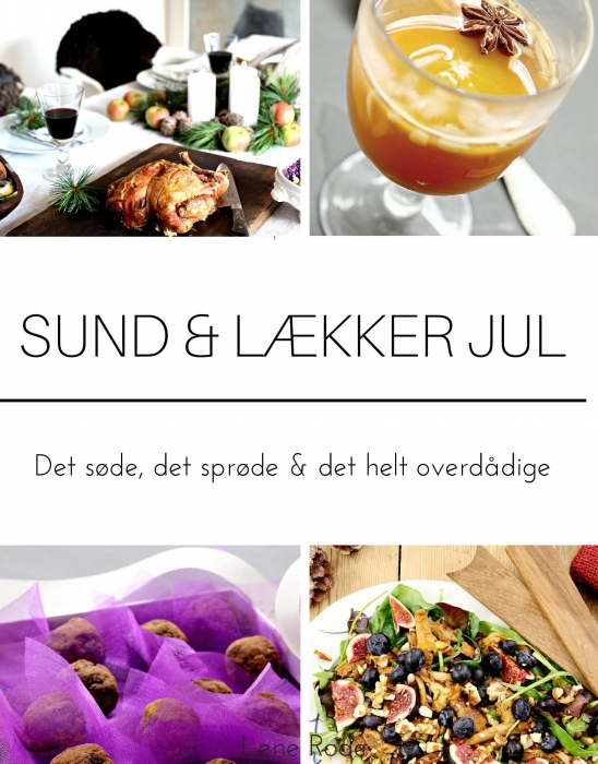 SUND & LÆKKER JUL (Bog)