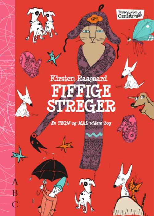 Image of   Fiffige streger (Bog)