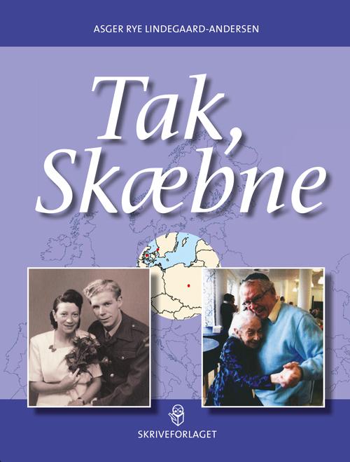 Image of Tak, Skæbne (Bog)