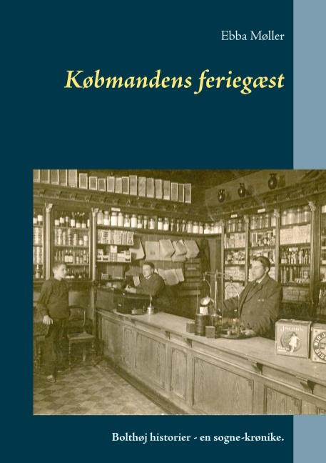 Købmandens feriegæst (Bog)