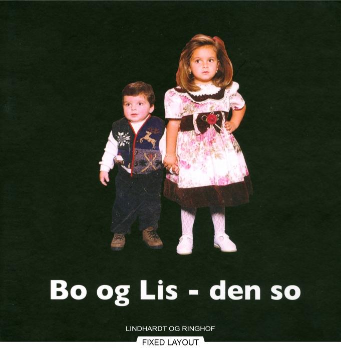 Image of   Bo og Lis (E-bog)