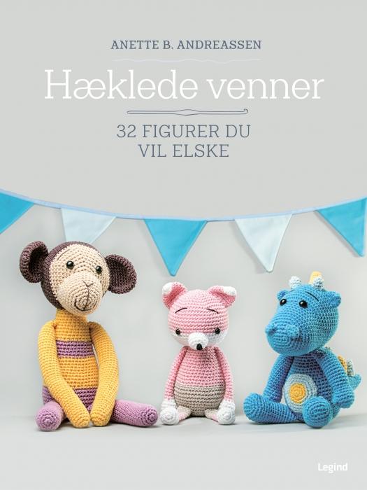 Image of   Hæklede venner (E-bog)