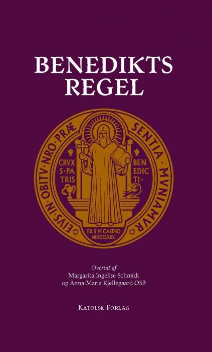 Image of   Benedikts Regel (Bog)