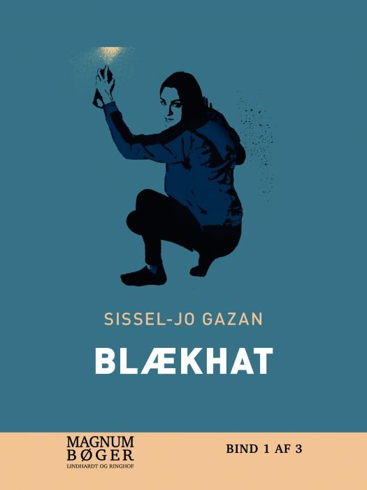 Image of   Blækhat (storskrift) (Bog)