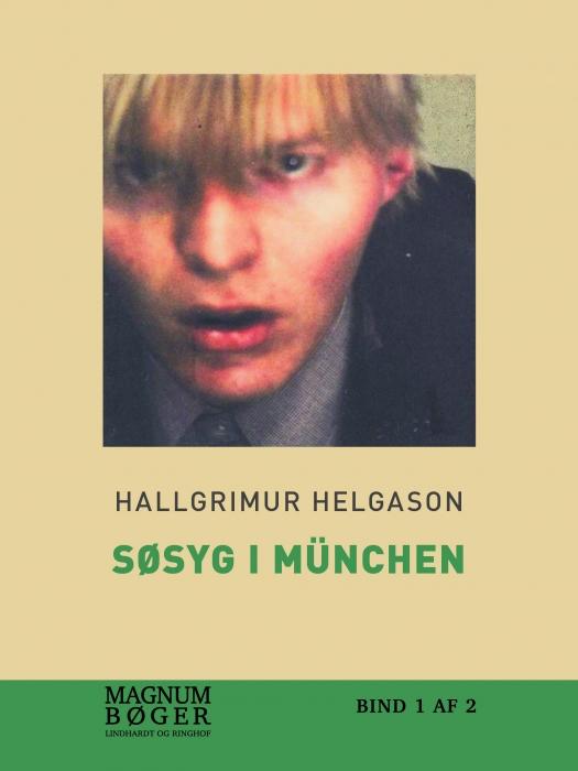 Image of   Søsyg i München (storskrift) (Bog)