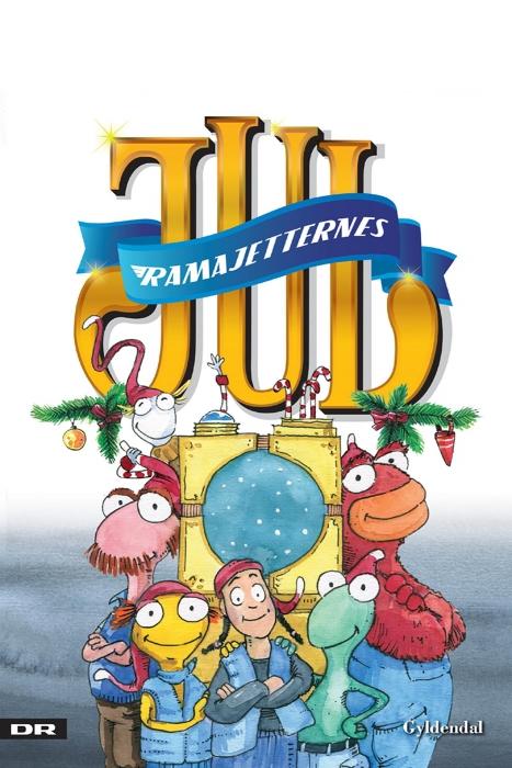 Ramajetternes jul - Lyt&Læs (E-bog)