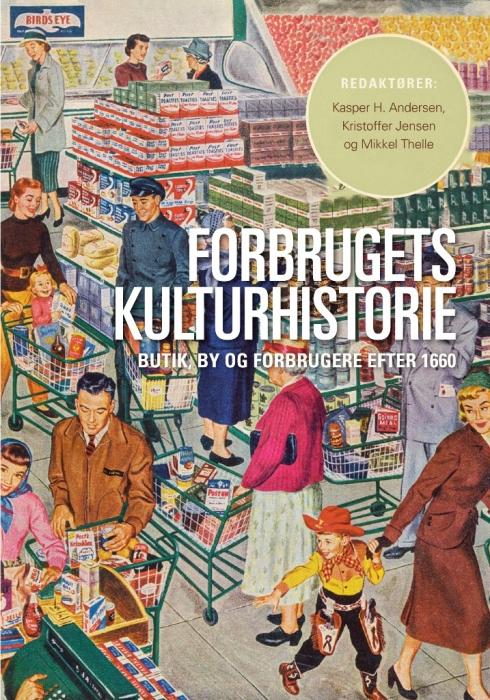 Forbrugets kulturhistorie (E-bog)