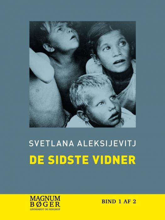 Image of   De sidste vidner (storskrift) (Bog)