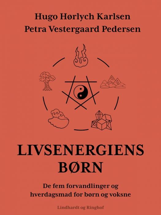 Livsenergiens børn. De fem forvandlinger og hverdagsmad for børn og voksne (Bog)