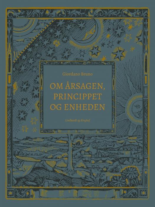 Image of Om årsagen, princippet og enheden (Bog)