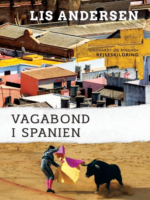 Vagabond i Spanien (Bog)