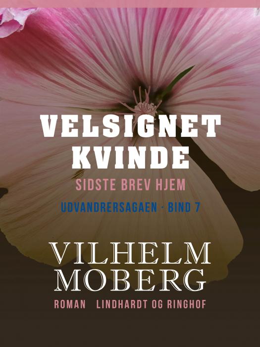 Image of   Velsignet kvinde (Bog)