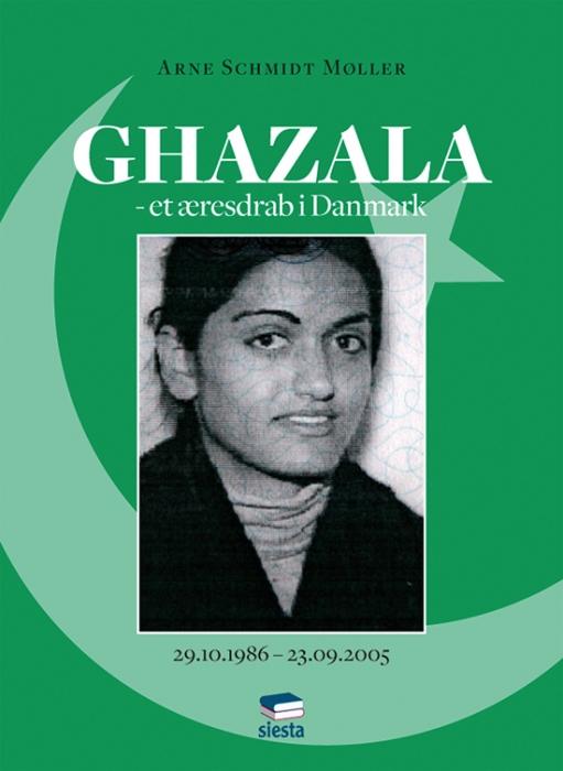 Image of Ghazala (Lydbog)