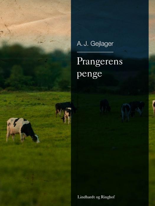 Image of Prangerens penge (Lydbog)