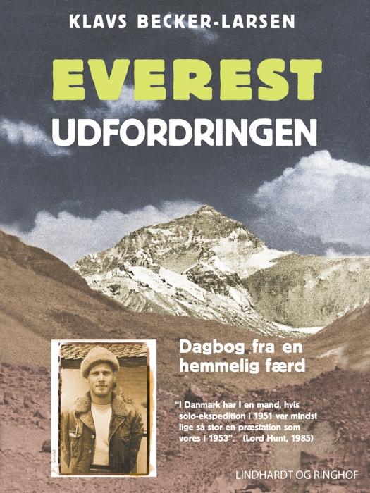 Everest-udfordringen. Dagbog fra en hemmelig færd (Lydbog)