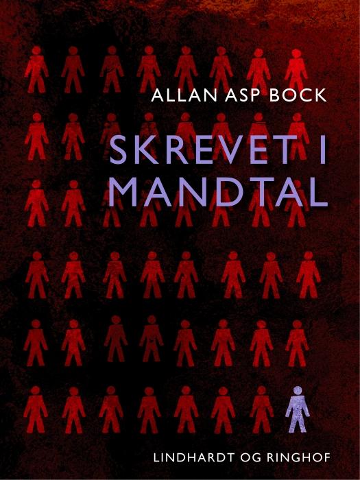 Image of Skrevet i mandtal (Bog)
