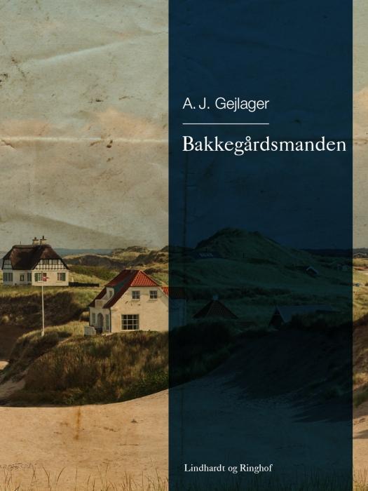 Image of Bakkegårdsmanden (Bog)