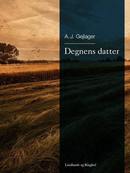 Image of Degnens datter (Bog)