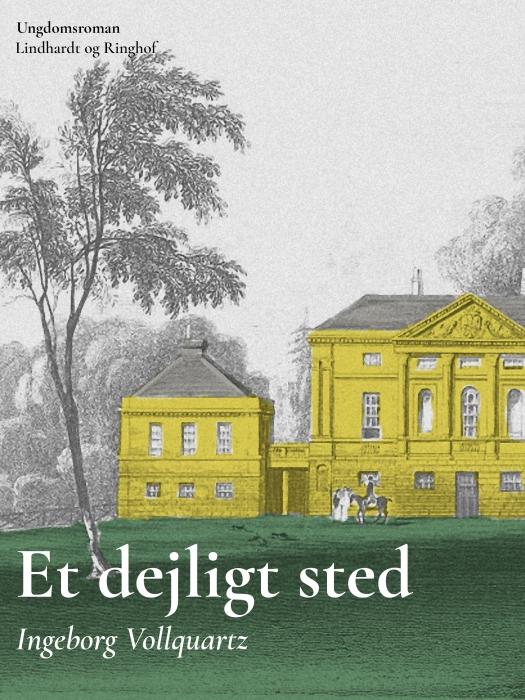 Image of   Et dejligt sted (Bog)