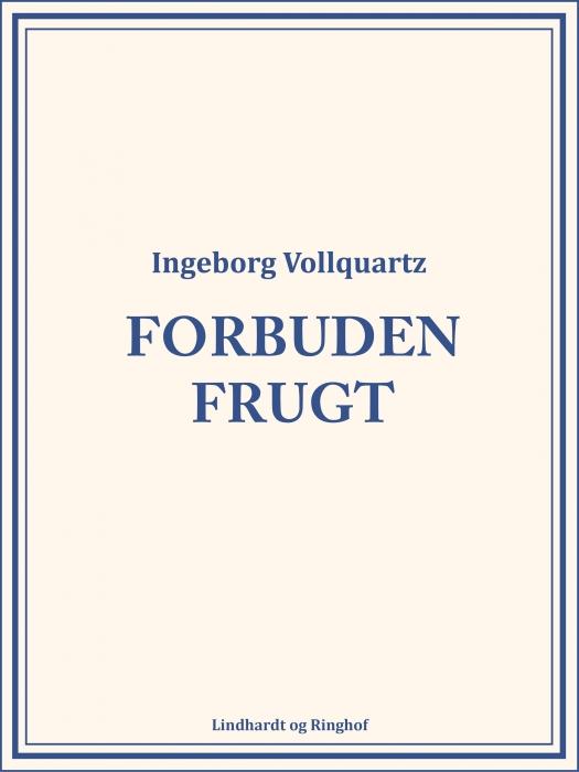Image of   Forbuden frugt (Bog)