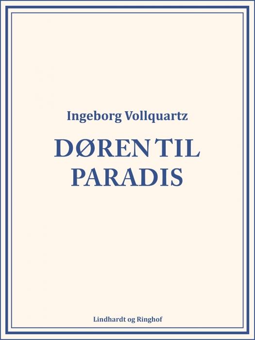 Image of   Døren til paradis (Bog)