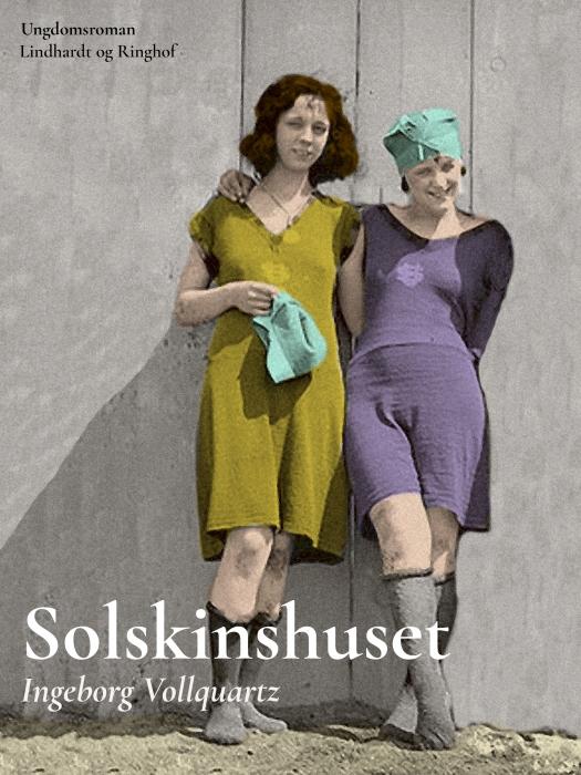 Image of   Solskinshuset (Bog)