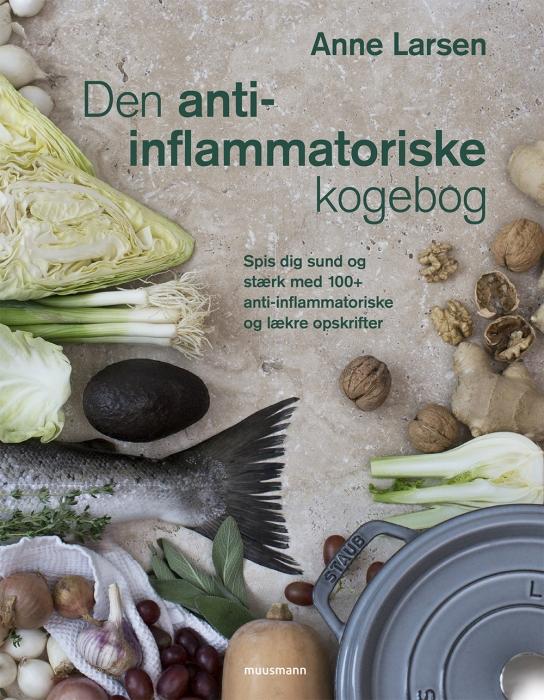 Den anti-inflammatoriske kogebog (Bog)