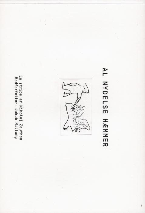 Image of   Al nydelse hæmmer (Bog)