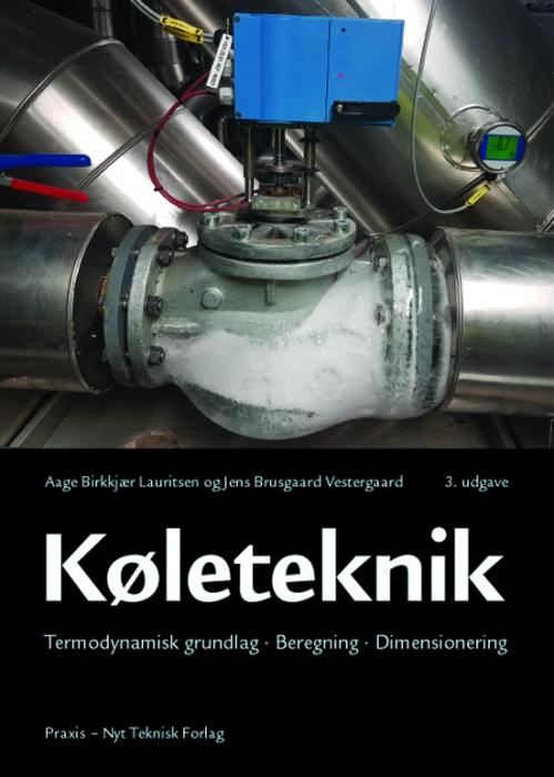 Image of Køleteknik (Bog)