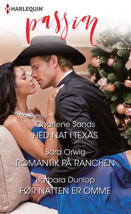 Image of Hed nat i Texas/Romantik på ranchen/Før natten er omme (E-bog)