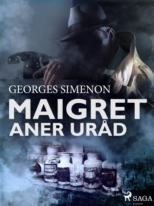 Maigret aner uråd (E-bog)