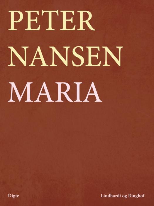 Maria (E-bog)