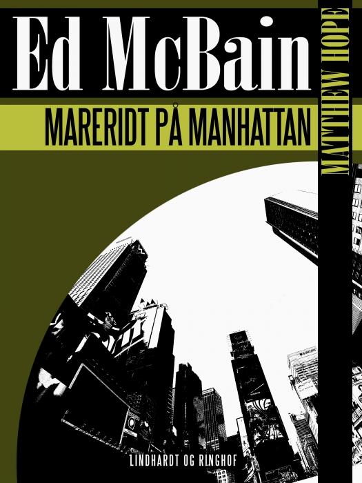Image of   Mareridt på Manhattan (E-bog)