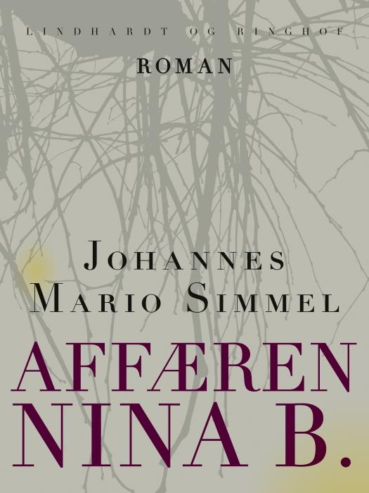 Image of   Affæren Nina B. (E-bog)