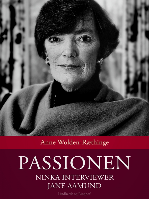 Image of Passionen - Ninka interviewer Jane Aamund (Lydbog)