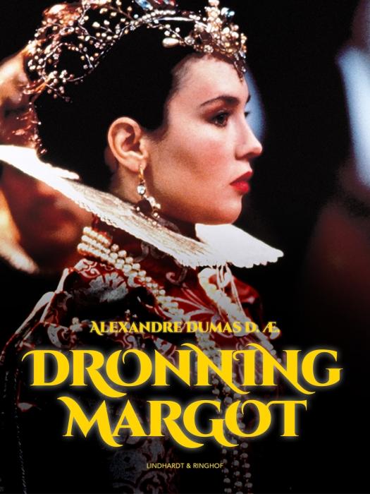Image of Dronning Margot (Lydbog)