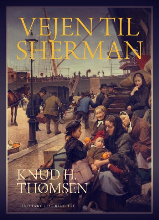 Vejen til Sherman (Lydbog)