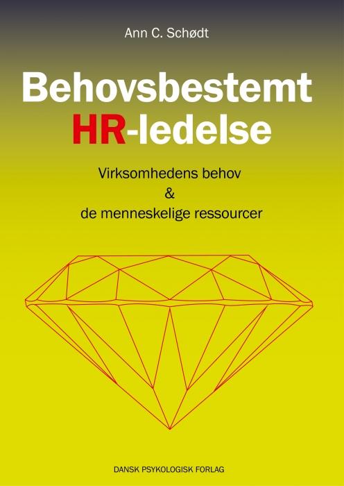 Behovsbestemt HR-ledelse (E-bog)