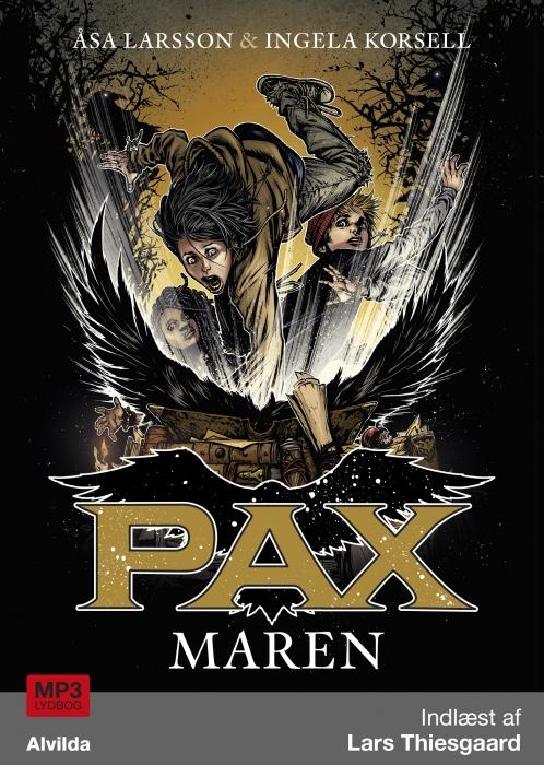 Image of PAX 9: Maren (Lydbog)