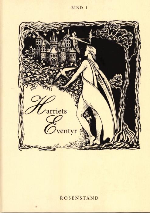 Image of Harriets Eventyr Bd. 1 (Bog)