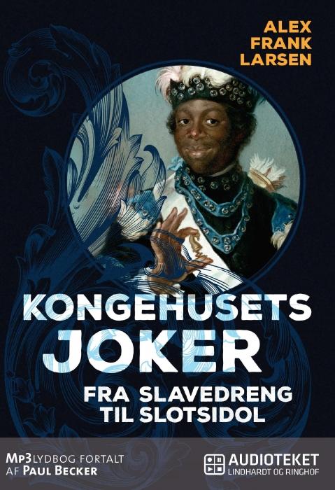 Image of Kongehusets joker (Lydbog)