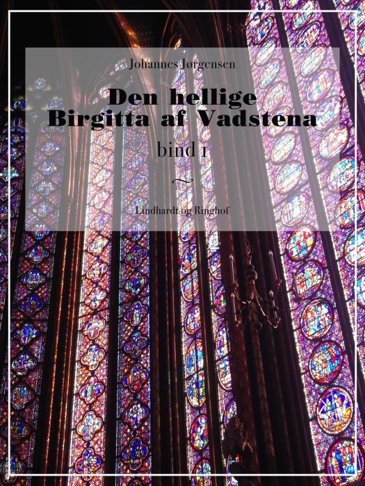 Den hellige Birgitta af Vadstena (bind 1) (Bog)