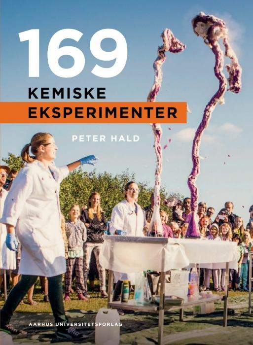 Image of   169 kemiske eksperimenter (Bog)