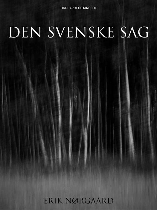 Image of   Den svenske sag (Bog)